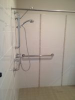 Modified Shower with Hose